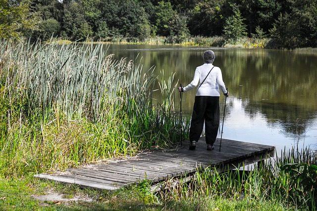 Nordic walking. Dlaczego warto chodzić z kijkami?